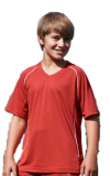 T-Shirt Team Basic Junior JN386K