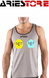 Canotta Training Tech Man Print