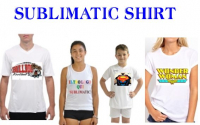 T Shirt Sublimatic
